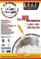 31 maggio 2005: Giornata mondiale senza tabacco