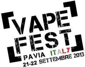 ECIG: a Pavia il Vapefest!!
