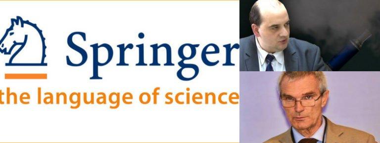 """""""Springer"""" lancia una call for paper promossa da Polosa e Farsalinos"""