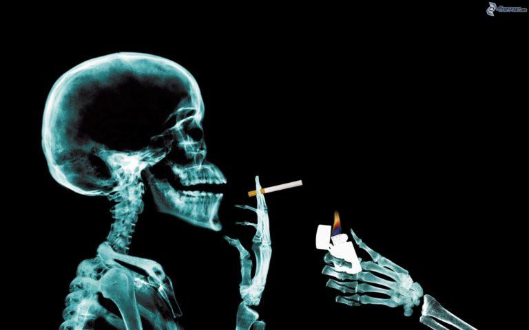 Le malattie che provoca il fumo